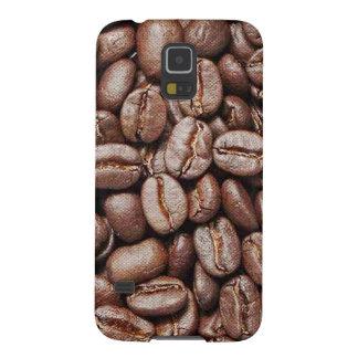 コーヒー豆 GALAXY S5 ケース