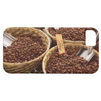 コーヒー豆 iPhone SE/5/5s ケース