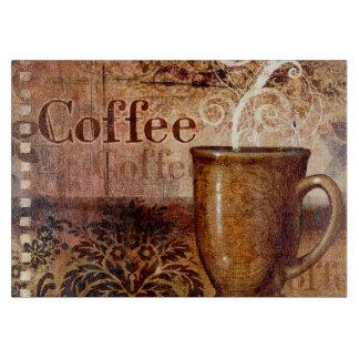 コーヒー カッティングボード