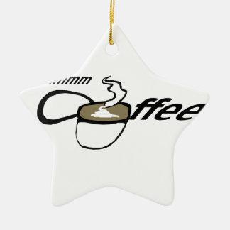コーヒー セラミックオーナメント
