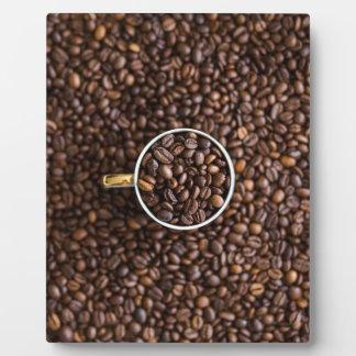 コーヒー フォトプラーク