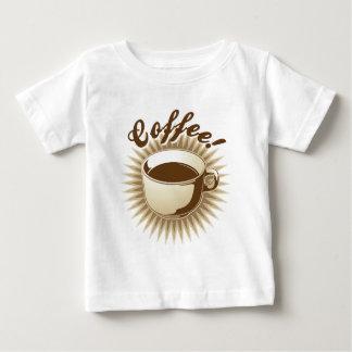 コーヒー! ベビーTシャツ