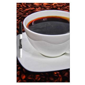 コーヒー ホワイトボード