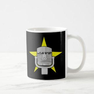 コーヒー・マグの上の飲み物 コーヒーマグカップ