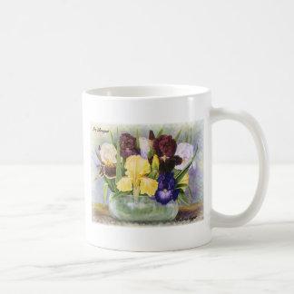 コーヒー・マグの元のプリントドロレスEgger コーヒーマグカップ