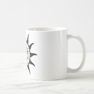 コーヒー・マグの異教徒の記号 コーヒーマグカップ