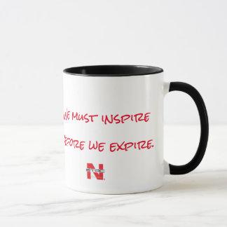 コーヒー・マグをインスパイア マグカップ