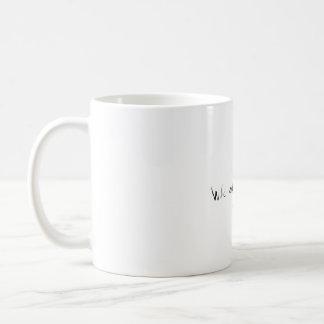 コーヒー・マグを向くこと コーヒーマグカップ