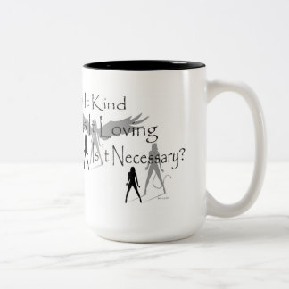 コーヒー・マグコード ツートーンマグカップ