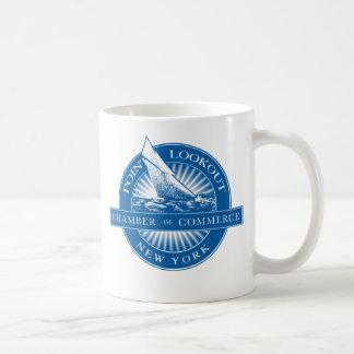 コーヒー・マグポイント眺望の商工会議所 コーヒーマグカップ