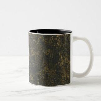 コーヒー・マグ11のoz。 コンテンポラリーなトレンディーのスタイルを作ること ツートーンマグカップ