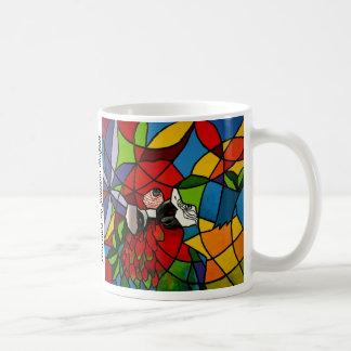 コーヒー・マグ-コンゴウインコ- Caneca Araras コーヒーマグカップ