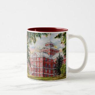 コーヒー・マグ ツートーンマグカップ