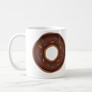 コーヒー・マグ-ドーナツを、食べますドーナツを買って下さい コーヒーマグカップ