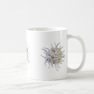 コーヒー・マグ-活動化させた血小板 コーヒーマグカップ
