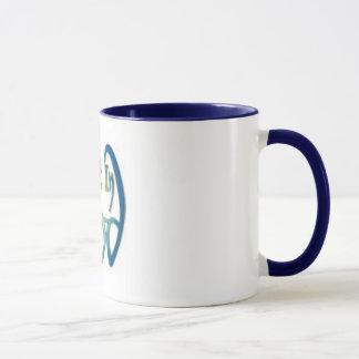 コーヒー・マグ、神の残り マグカップ