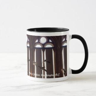 コーヒー・マグ、連合場所、Washington D.C. マグカップ