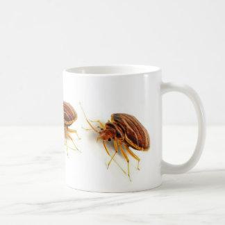 コーヒー・マグ- Cimexのlectularius (トコジラミ) コーヒーマグカップ