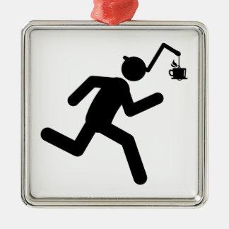 コーヒー メタルオーナメント