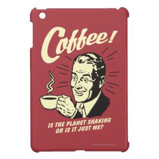 コーヒー: 惑星の揺れるか、またはちょうど私はです iPad MINI カバー