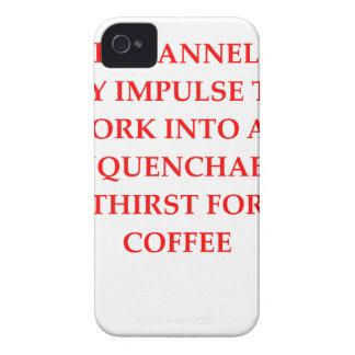 コーヒー Case-Mate iPhone 4 ケース