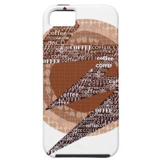 コーヒー iPhone SE/5/5s ケース