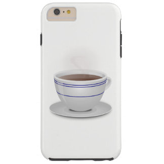 コーヒー TOUGH iPhone 6 PLUS ケース
