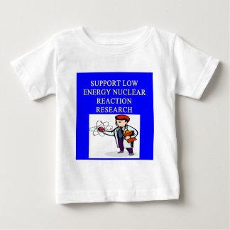 コールドフュージョンの研究 ベビーTシャツ