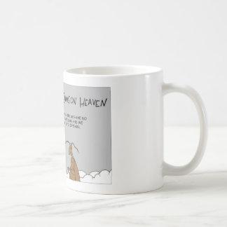 ゴキブリの天国のコーヒー・マグ コーヒーマグカップ