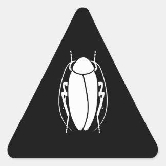 ゴキブリ 三角形シール