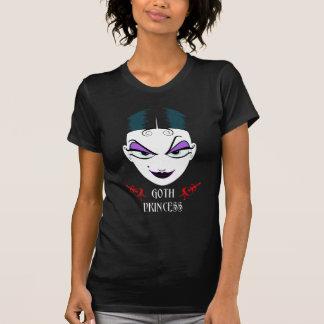 ゴシックのプリンセス Tシャツ