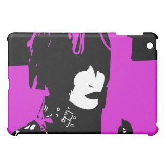 ゴシックの女の子 iPad MINIカバー