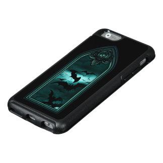 ゴシック様式こうもりの窓5のオッターボックスのiPhone6ケース オッターボックスiPhone 6/6sケース