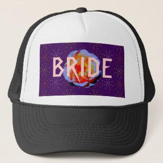 ゴシック様式ばら色のDootyの花嫁の帽子 キャップ