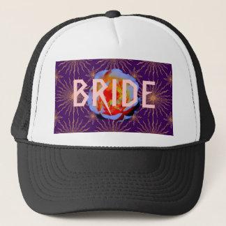 ゴシック様式ばら色のSunstarの花嫁の帽子 キャップ