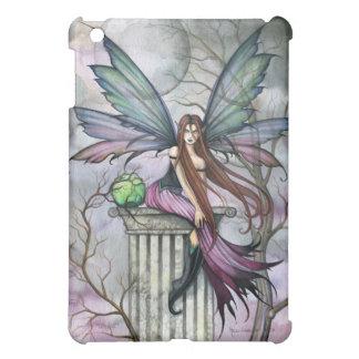 ゴシック様式ファンタジーの妖精のiPadの場合 iPad Mini Case