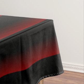 ゴシック様式不機嫌な赤 テーブルクロス