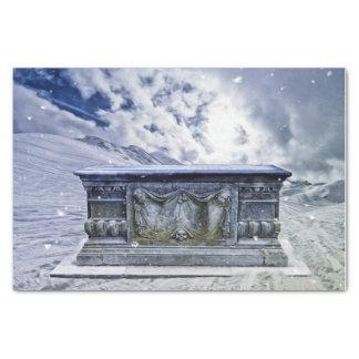 ゴシック様式墓ティッシュペーパー 薄葉紙