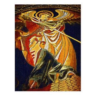 ゴシック様式大天使ミハエルKaiserウィルヘルム教会 ポストカード