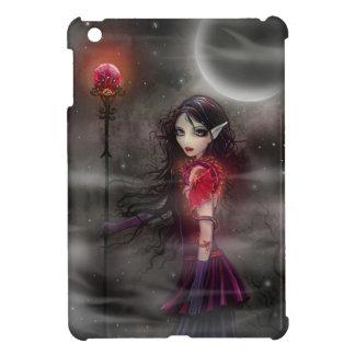 ゴシック様式妖精のドラゴンのファンタジーの芸術のiPad Miniケース iPad Miniケース