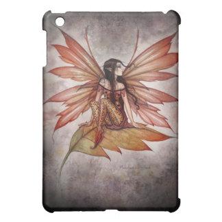 ゴシック様式妖精のファンタジーの芸術のiPadの箱を漂わせる秋 iPad Miniケース