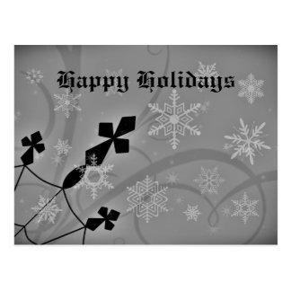 ゴシック様式幸せな休日 ポストカード
