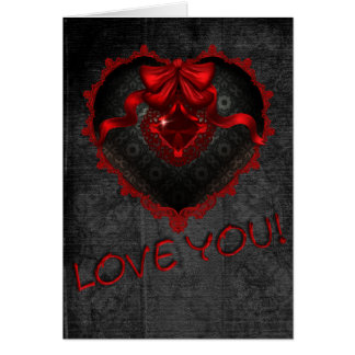 ゴシック様式愛 カード
