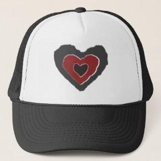 ゴシック様式溶ける愛ハートの帽子 キャップ