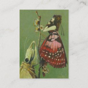 ゴシック様式突然変異体のガACEOの芸術家のトレーディングカード 名刺