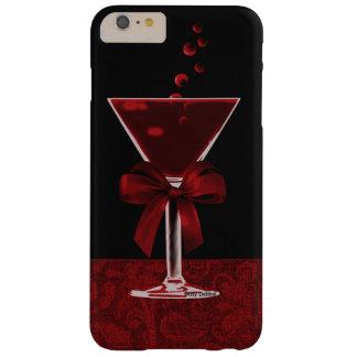 ゴシック様式血のマルティーニのiPhone 6のプラスの場合 Barely There iPhone 6 Plus ケース