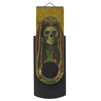 ゴシック様式装飾的な骨組USBのフラッシュドライブ USBフラッシュドライブ