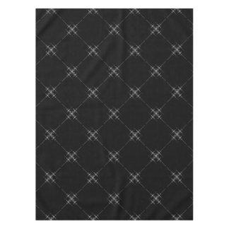 ゴシック様式金属パターン テーブルクロス