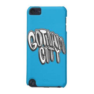 ゴッサム・シティの手紙 iPod TOUCH 5G ケース