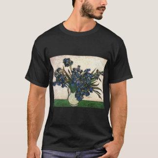 ゴッホのアイリスはゴッホの2つのアイリス2つのアイリス189かもしれないです Tシャツ